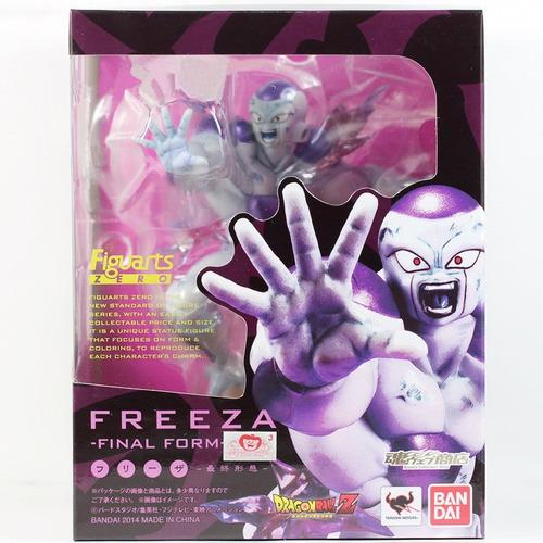 action figures freeza bandai - dragon ball z frete grátis