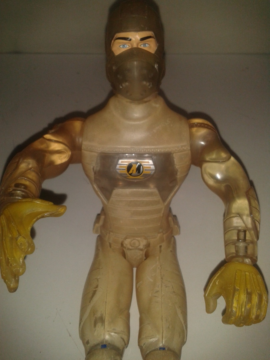 Action man buzo original hasbro op4 en mercado for Domon man 2004