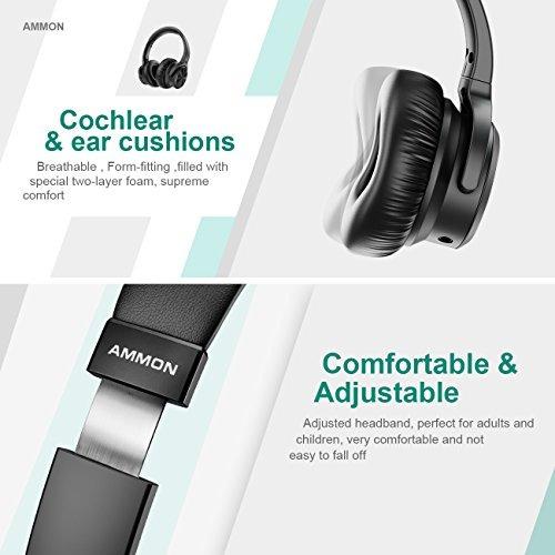 activa de ruido que cancela el auricular micrófono incorpo