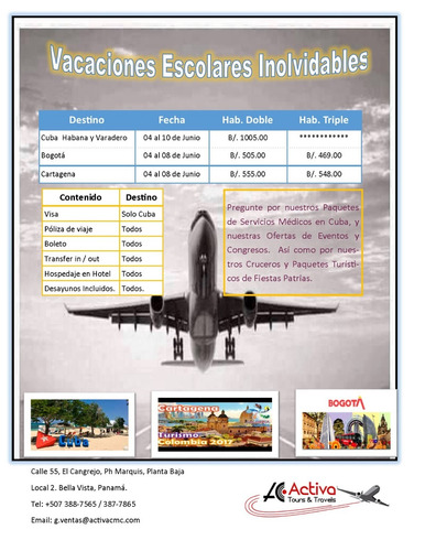 activa tours & travels
