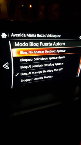 activación cierre automático de puertas mazda 3, 6, cx5