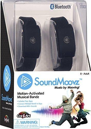 activada por movimiento, reproductor de música bluetooth