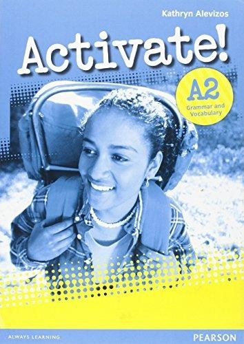 activate a2 - gammar and vocabulary - pearson rincon 9