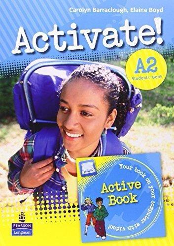 activate ! a2 student's book - pearson - rincon 9