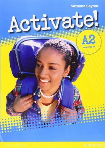 activate ! a2 workbook - pearson - rincon 9