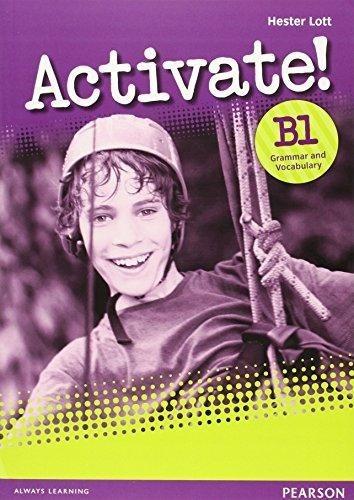 activate b1 - gammar and vocabulary - pearson - rincon 9