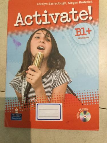 activate! - b1+ workbook - pearson