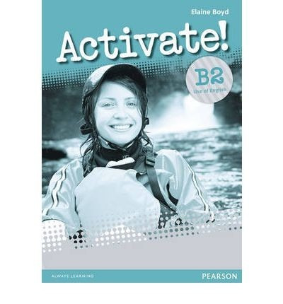 activate b2 - use of english - pearson