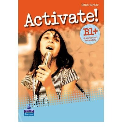 activate ! grammar and vocabulary b1+ / pearson rincon 9