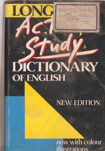 active study dictionary of english  longman