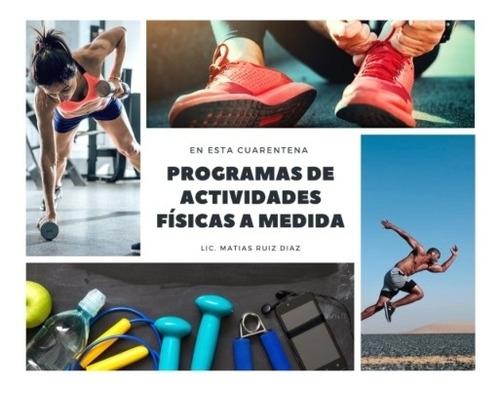 actividad física online- ideal cuarentena