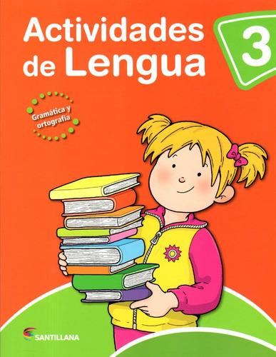 actividades de lengua 3 - ed. santillana