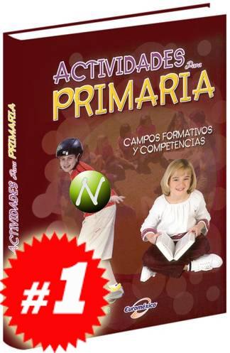 actividades para primaria 1 vol + 1 cd rom