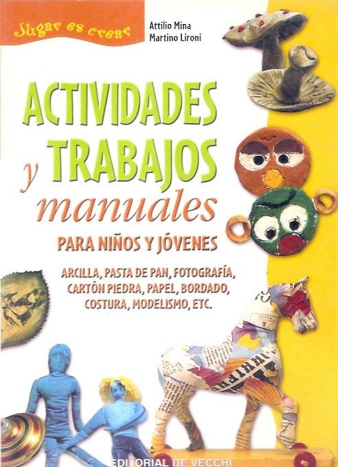 Trabajos manuales para nios actividades manuales para nios for Trabajos manuales sencillos