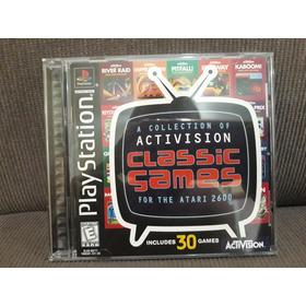 Activision Classic Games Atari ( Jogo Ps1 Original )