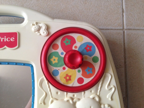 activity center para cuna fisher-price