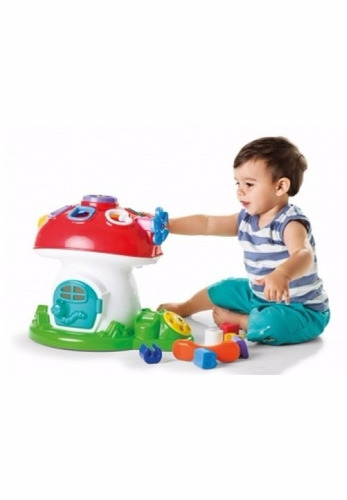 activity house  casinha didática  little mush musical