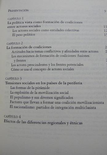 actores y coaliciones torcuato di tella microcentro/retiro