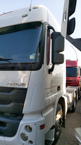 actros 2546 6x2 ano 2017