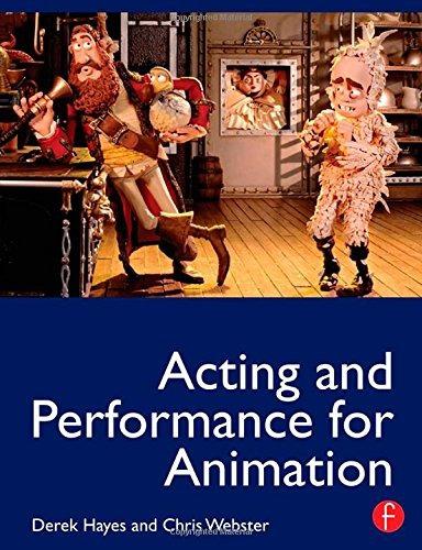 actuación y rendimiento para la animación