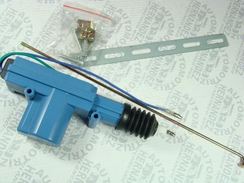 actuador para seguros electricos  10 pzas audiobahn 6844