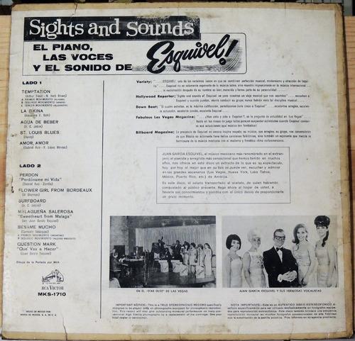 actual (vinyl) esquivel