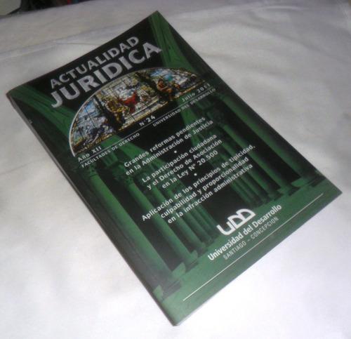 actualidad jurídica 24 julio 2011 revista derecho udd