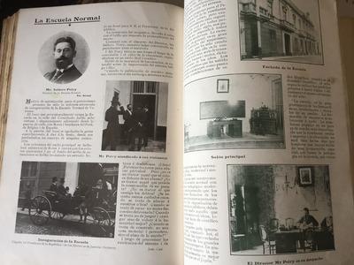 actualidades revista ilustrada peru 1905