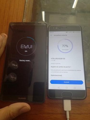 actualizacion android huawei