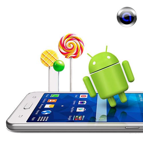 actualización de software iphone samsung huawei lg sony