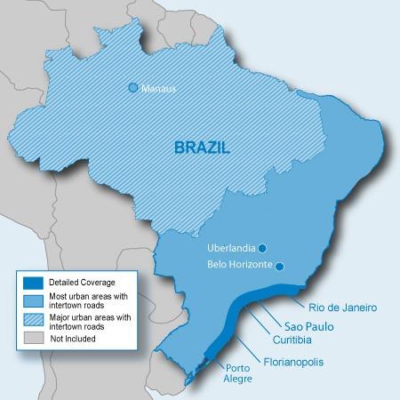 actualizacion gps garmin brasil radares europa zona norte