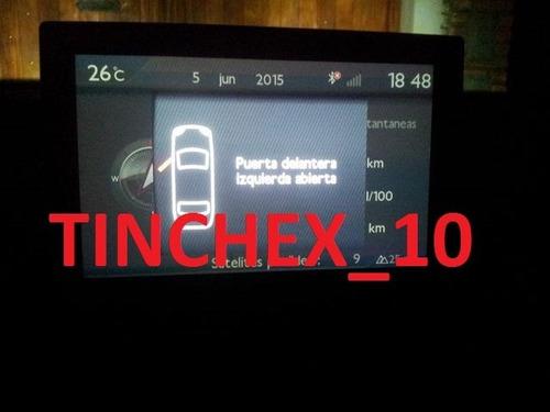 actualización gps peugeot 308 / 408 versión v 108.5