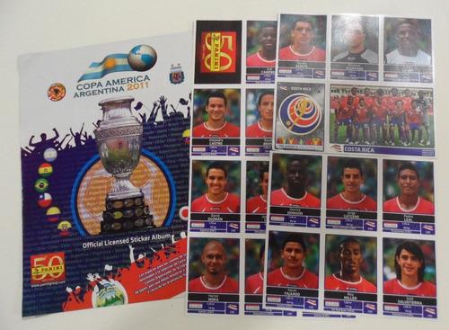 actualizaciones panini copa america argentina 2011