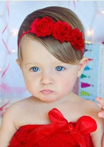 Como hacer diademas de flores para bebes for Hacer diademas nina