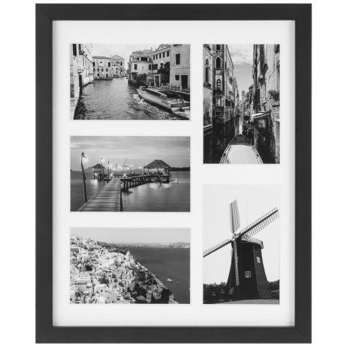 Actualizado Vidrio Templado Collage Imagen Marco 4 X 6 Con ...