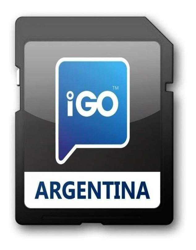 Actualizar Nuevo Y Ultimo Mapa Argentina + Radares P/ Navegadores Igo Primo  Igo8 Nextgen Stereos Wince Android Gps Chino