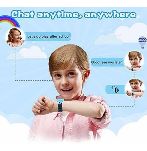actualizar reloj rastreador gps para niños incluye tarjeta