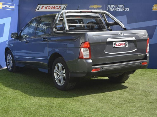 actyon aut ssangyong