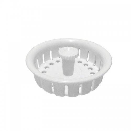 acu filtro canastilla 4  plástico blanco ea2212286acu nuevo