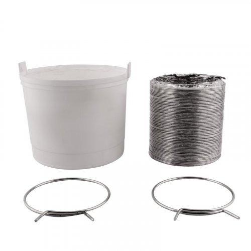 acu kit atrapapelusas ducto secadora con balde ea1102572acu