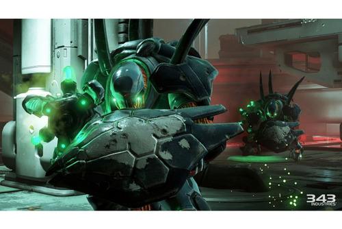 acu videojuego xbox one halo 5: guardians edición coleccioni