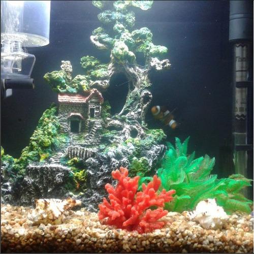 acuario acrilico 30lts