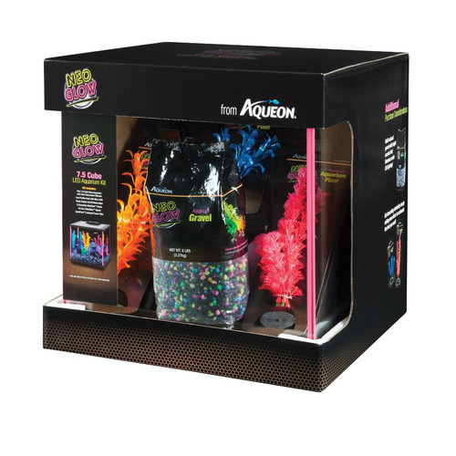 acuario aqueon neo glow 7.5 galones oferta!!!