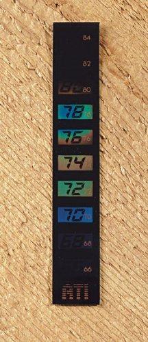 acuario termal americano termómetro vertical
