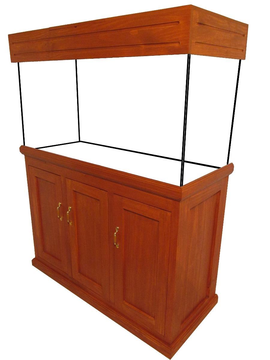 Acuarios con mueble y tapa s 10 00 en mercado libre - Pecera con mueble ...