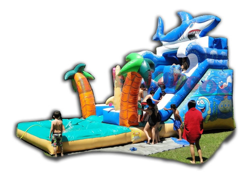 acuatico inflable.
