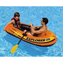 Bote Inflable Intex Explorer 200 95kg Sin Remos Ypt