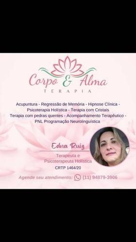 acupuntura, hipnoterapia, psicoterapia holística