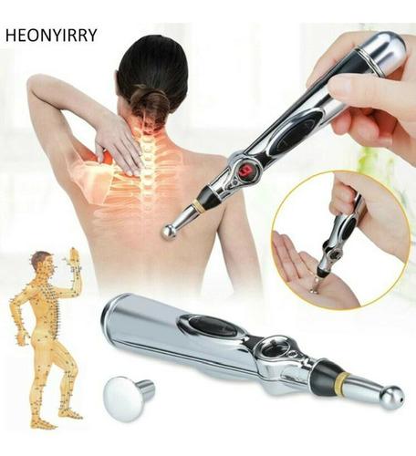 acupuntura laser pluma 9 grados terapia del dolor