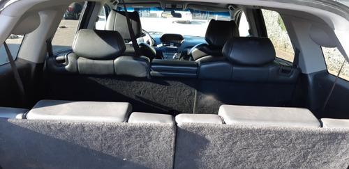 acura honda mdx awd  3filas asientos economico comodo
